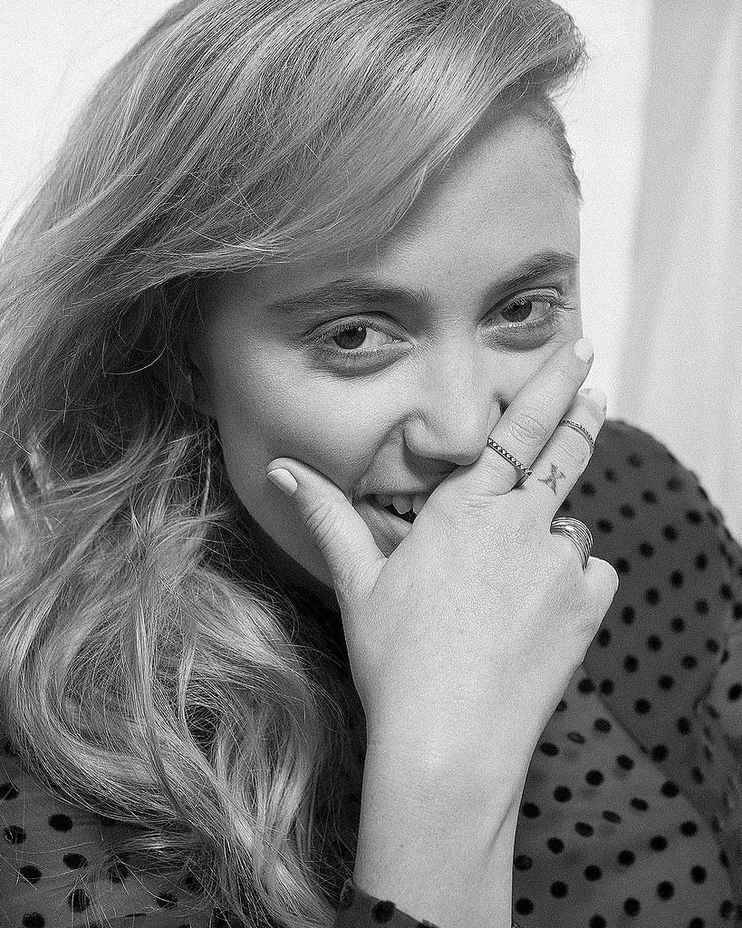 Майка Монро — Фотосессия для «VVV» 2016 – 9