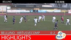 Belluno-Virtus V. del 11-12-16