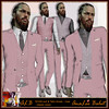 ALB SHAN suit & TALIN shoes - rose -  Classic sizes by AnaLee Balut
