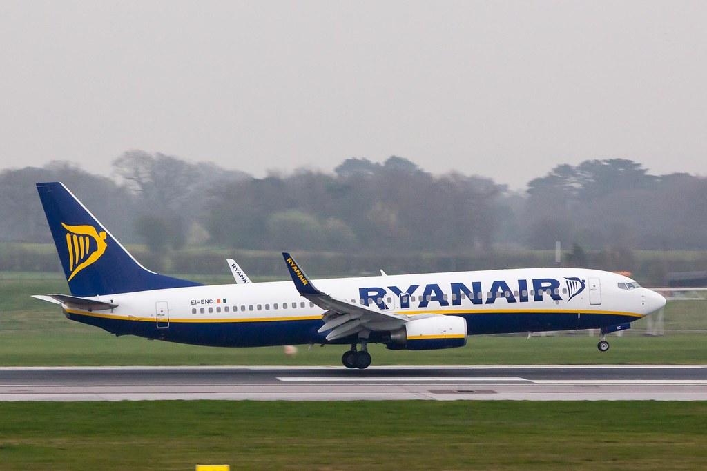 EI-ENC - B738 - Ryanair