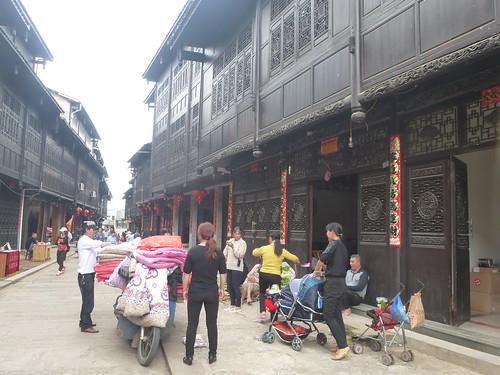 Jiangxi-Longhu Shan-2 Shangqing-village (3)