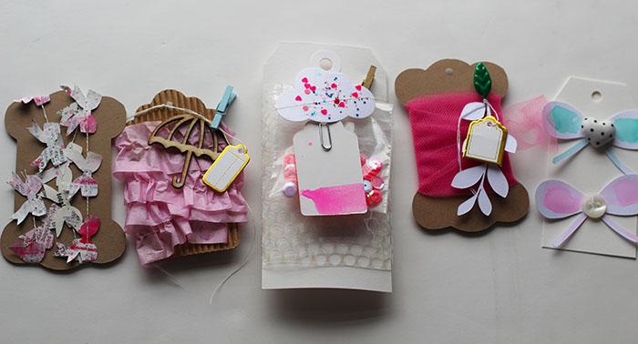 happy day embellishment kit