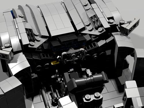 Prowler Minaccia - interior