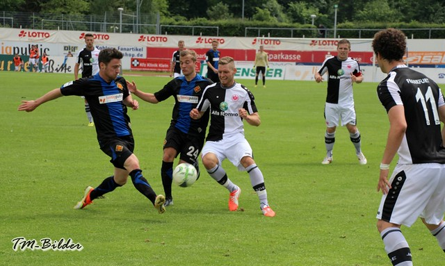 Spielberichte: TuS Koblenz - Eintracht Frankfurt II 0:4 (0:2) 14266032355_15cdd3ff2a_z