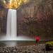 Abiqua Falls by anntrak