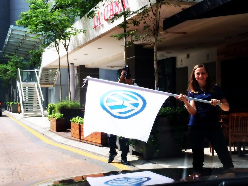 tiguan media drive - KL - Pahang - Review