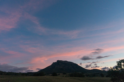 sunset sky silhouette clouds australia qld queensland 2014 mtmaroon seqld mtbarneynationalpark sonynex6
