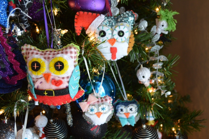 Plushie Ornaments