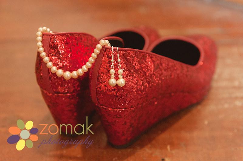 Bride's accessorites