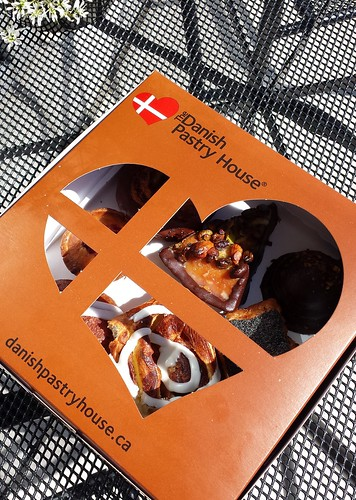 The Danish Pastry House: My Purchase