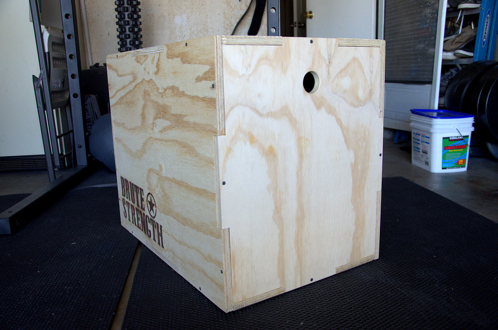 Brute Strength Box side