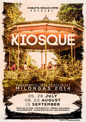 Milonga @ Kiosque 2014