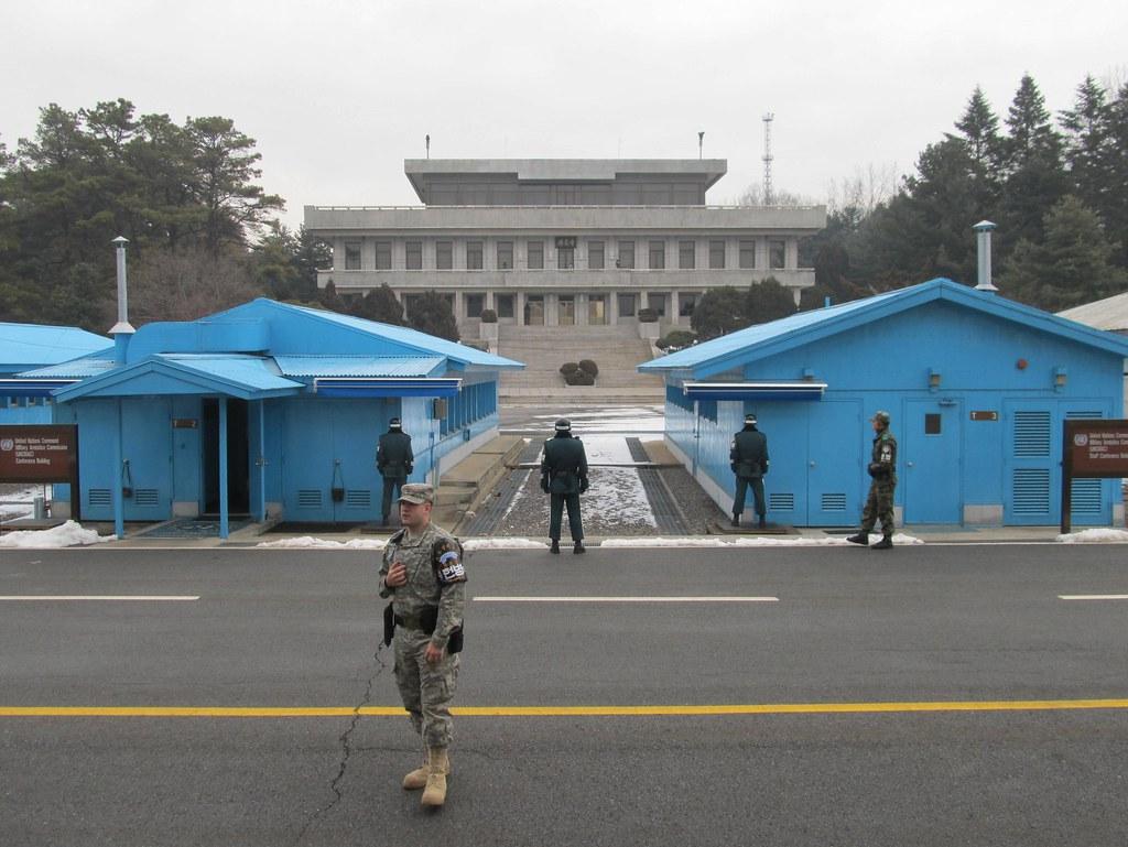 Peeping into North Korea - Alvinology