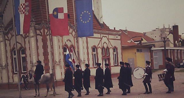 Čakovec, Zrinska garda
