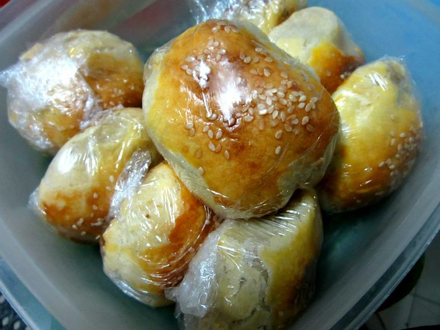 Ching Chon cnetury egg sio pao