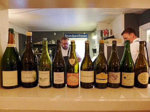 Kadeau Bornholm Weinbegleitung