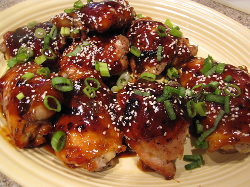 General Tso's Chicken (thighs)