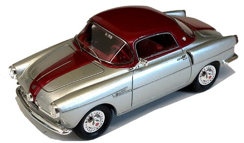 Fiat 600 coupe' VIOTTI in scala 1:43 di Matrix