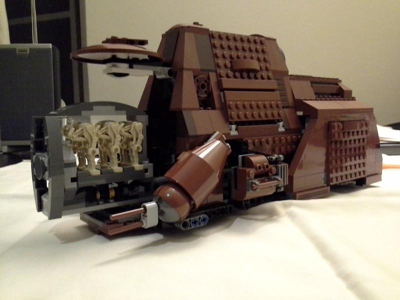 Lego star wars mtt review brick show