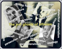 The evil ghosts of atheism - are they on the rise again?