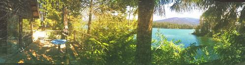 summer panorama canada august vancouverisland shawniganlake