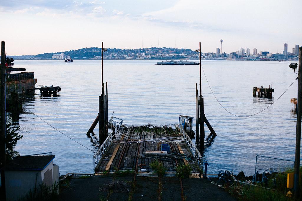 Seattle Sunset 01