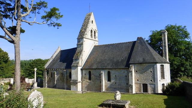 014 Église de la Sainte-Trinité de Pierrepont (Lantheuil)