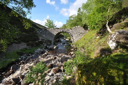 Bridge in Glen Mhairc