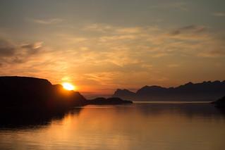 Ferry back to Bodø