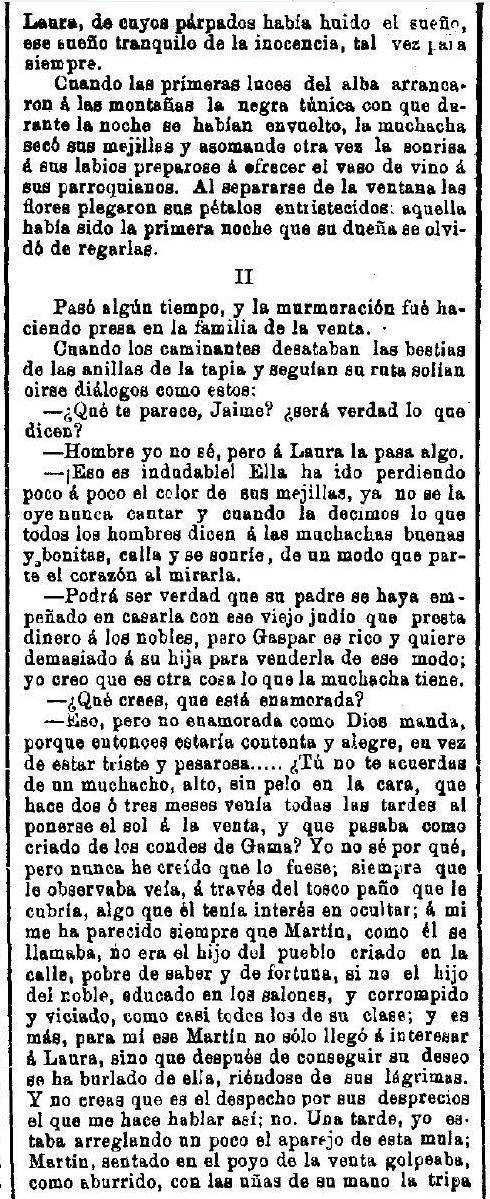 """""""La Venta del Alma"""", leyenda toledana publicada por Adrián García Age el 7 de septiembre de 1891 en """"El Correo Militar"""". (3)"""