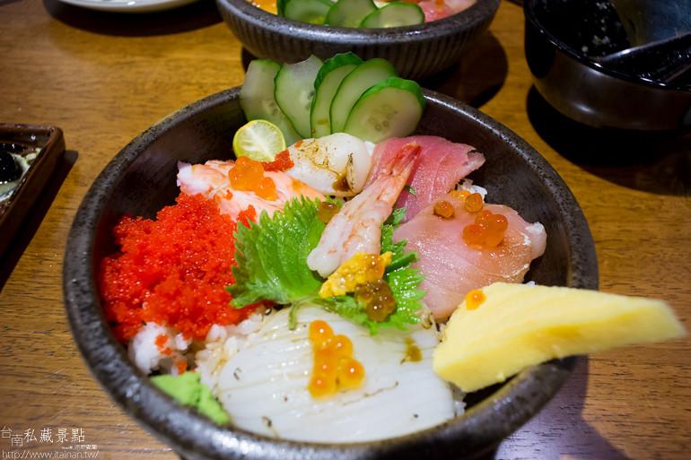 台南私藏景點--台南海鮮丼專門店 丼丼丼 (10)