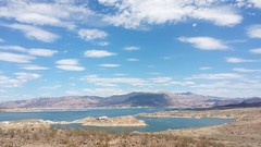Keeping our cool at Lake Mead.