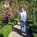 Simonov in rose garden by simonov