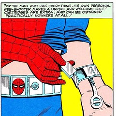 For the (Spider) man who has everything ... #comicbooks