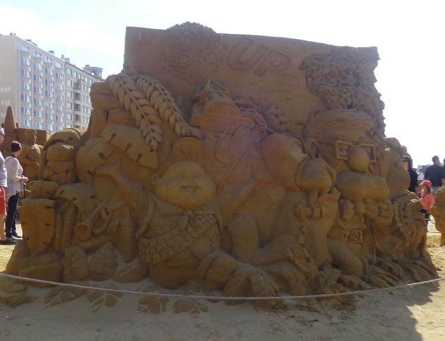 Sculpures sur sable Disney - News Touquet p.1 ! 14770416238_747d0a4571_z