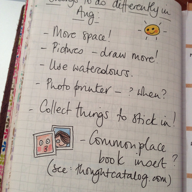 Bullet Journaling update!