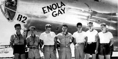 Tipulación del Enola Gay