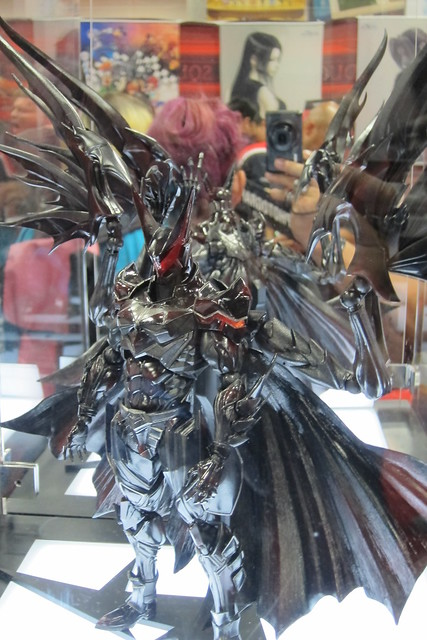 Square Enix Kai Play Arts SDCC 2014
