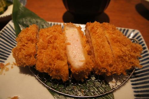 台北杏子豬排8