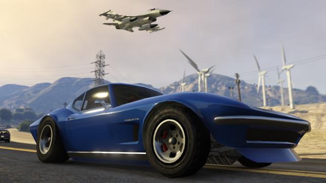 GTA Online San Andreas Flight School