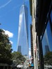 The Freedom Tower at the World Trade Center, NY