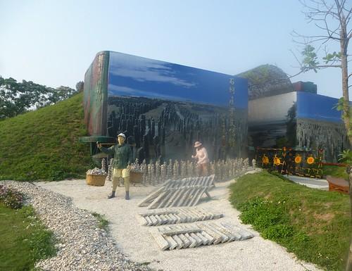 Taiwan-Kinmen Nord-ouest-Forteresse de Cihu (11)