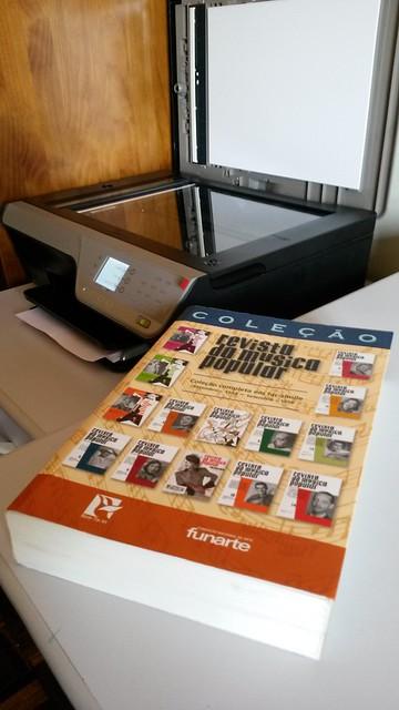 Coleção Revista da Música Popular (facsímile) - FUNARTE