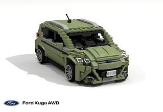 Ford Kuga Trend AWD 2.0 Diesel (C520 - 2014)