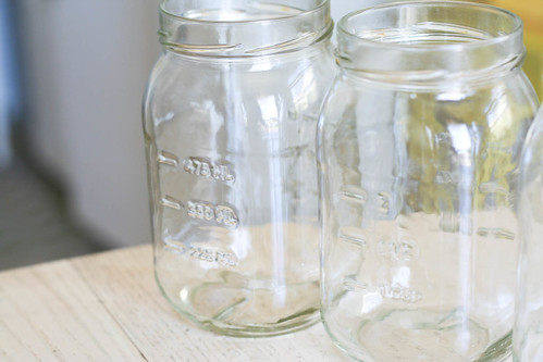 pickle jar upcycle | yourwishcake.com