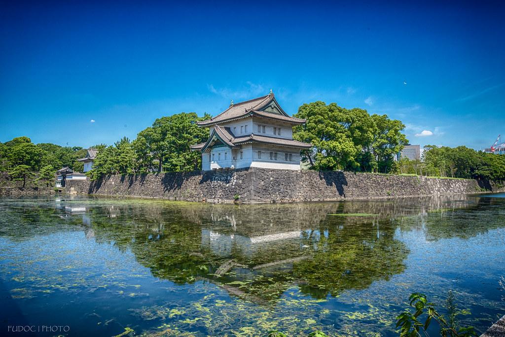 皇居外苑 Kokyogaien National Gardens