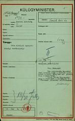061. A madridi követ jelentése gróf Csáky István külügyminiszternek a Habsburg restaurációról