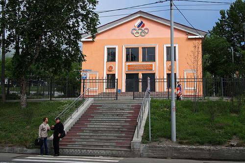 ペトロパブロフスク・カムチャツキー Petropavlovsk-Kamchatskii