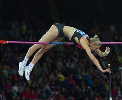 athletics, sports, pole vault, gymnast, heptathlon,