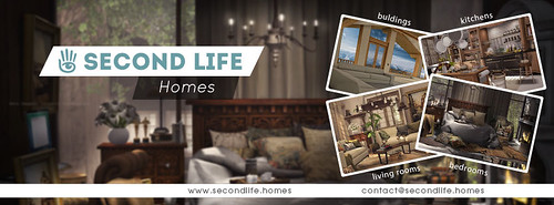 Second Life Homes - Facebook Page